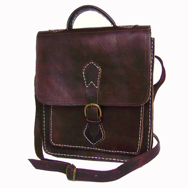 Leather Briefcase, Satchel